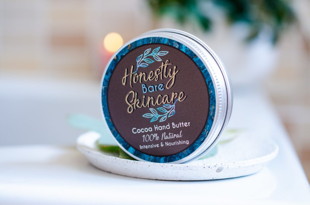 Honestly Bare Skincare Cocoa Hand Butter