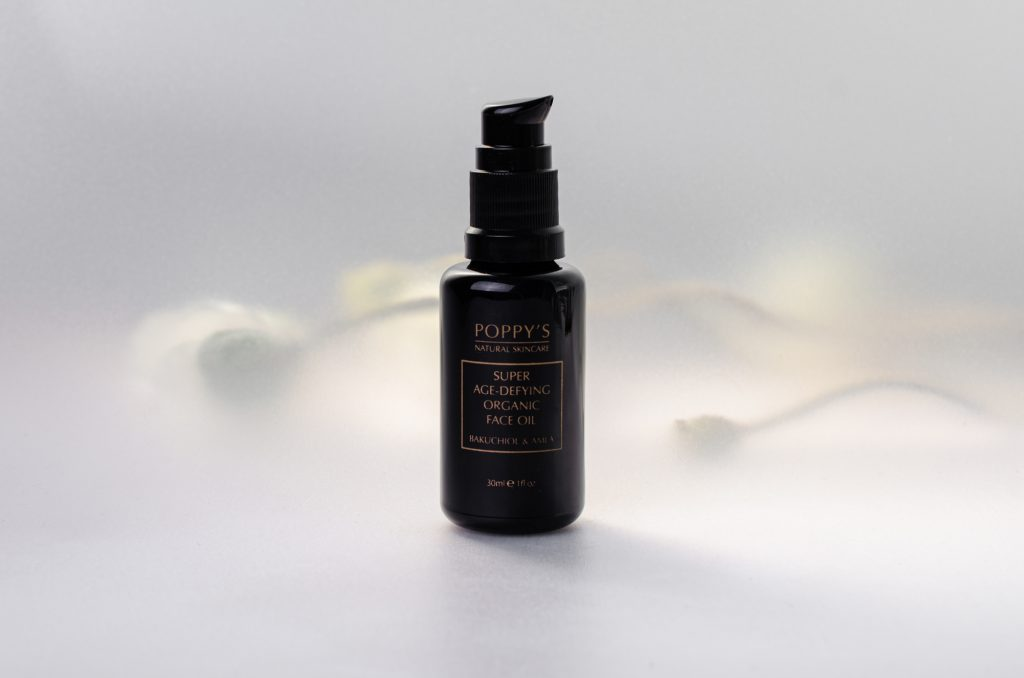 Poppy's Super Age-Defying Organic Face Oil