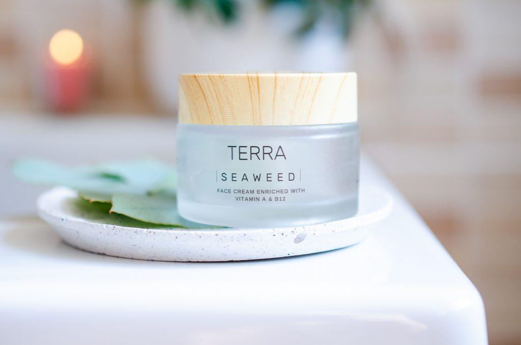 Terra Seaweed Face Cream
