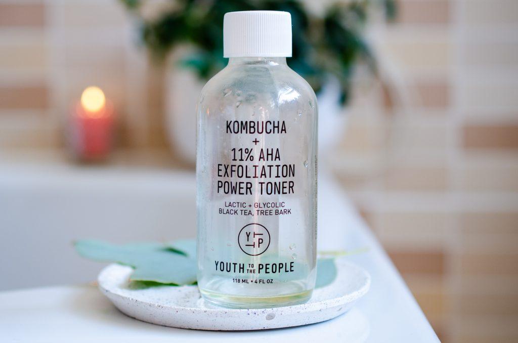 Youth to the People Kombucha 11% AHA Exfoliation Power Toner