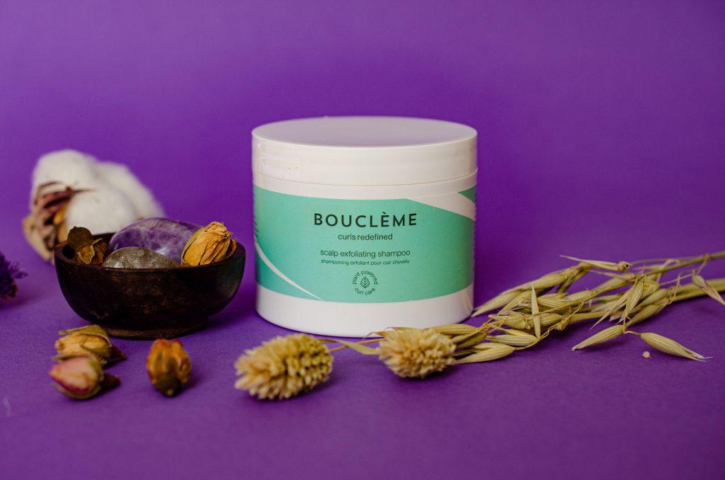Boucleme Scalp Exfoliating Shampoo