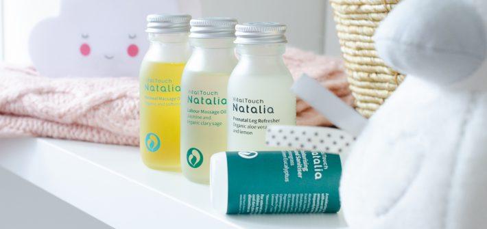 Natalia pregnancy skincare
