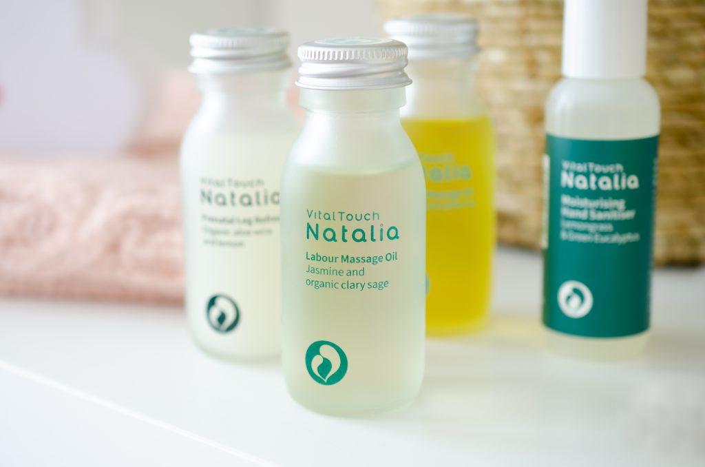 Natalia Prenatal Massage Oil - Natalia pregnancy skincare kit