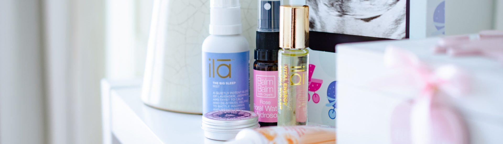 Pregnancy hospital bag essentials from LoveLula