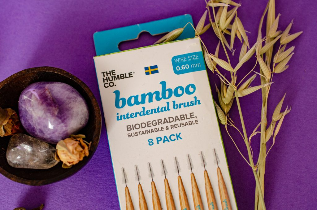 The Humble Co. Bamboo Interdental Brushes